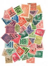 50 different Germany 1872-1932 packet
